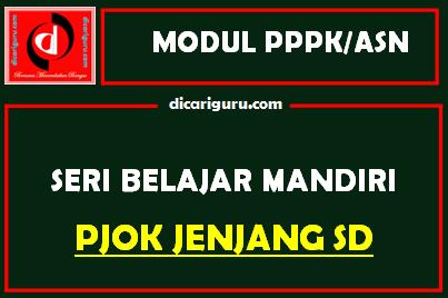 Download Modul PPPK / ASN PJOK SD