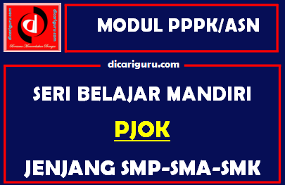 Download Modul PPPK / ASN PJOK SMP, SMA, SMK