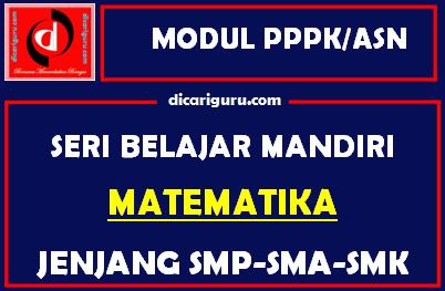 Download Modul PPPK / ASN Matematika