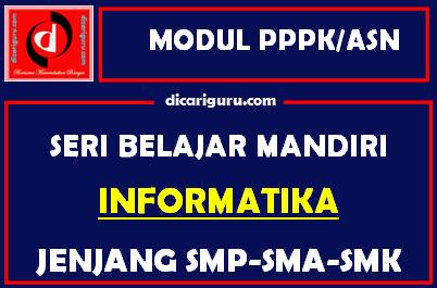 Download Modul PPPK / ASN Informatika