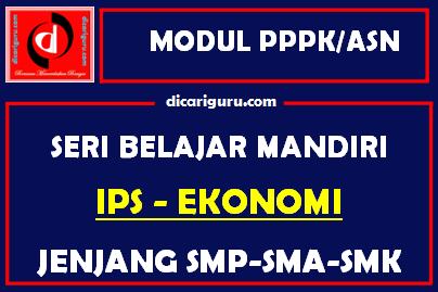Download Modul PPPK / ASN IPS Ekonomi