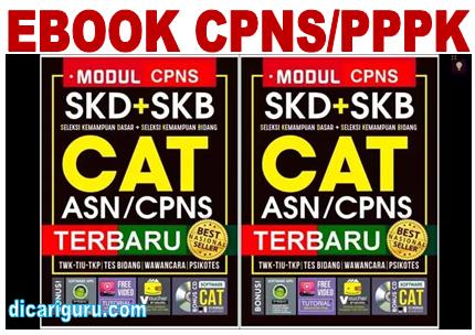 Ebook Soal SKD dan SKB