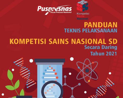 Juknis Kompetisi Sains Nasional (KSN) Daring Jenjang SD