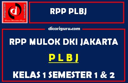 RPP PLBJ Kelas 1