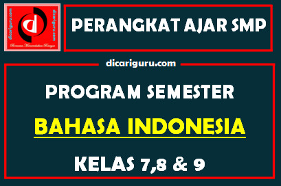 Promes Bahasa Indonesia SMP